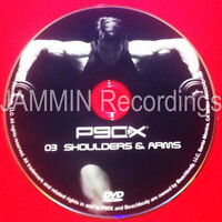 P90x - Dvd 03 - Disc 3 - Shoulders & Arms - Official Release - Brand