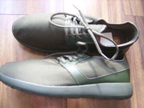 11 Green Style Taglia Fashion For Scarpe Brave Soul Sneakers Men Oqwqaz