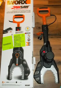 Worx-Corded-Jawsaw-5A-WG307-In-Box-Limbing-Trimming-Safer-Chainsaw