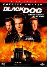 BLACK DOG (1998 Patrick Swayze) - DVD -REGION 1 - Sealed