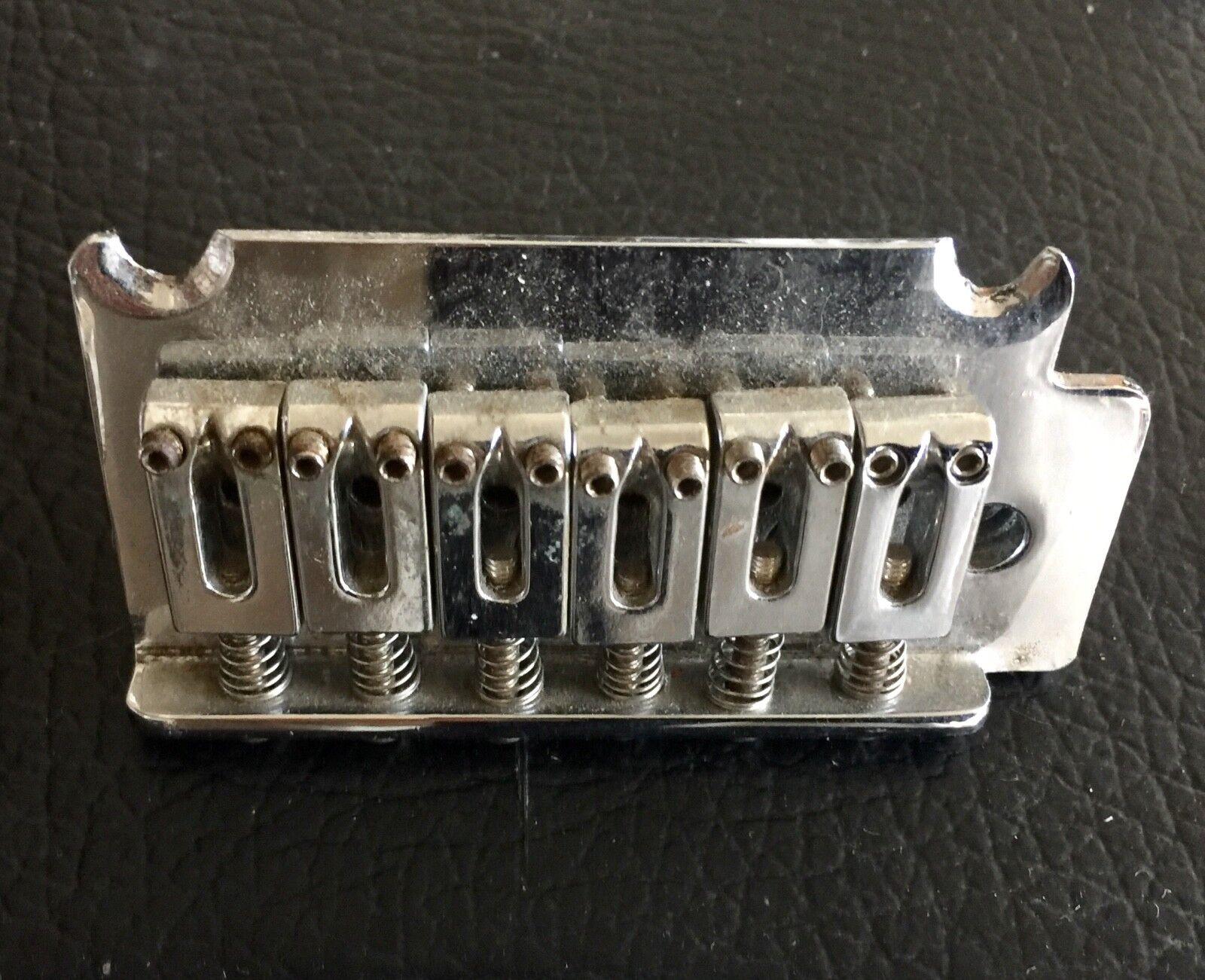 Jackson Strat Electric Guitar Original Tremolo Bridge