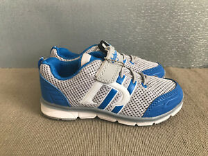 BNWT Little Boy Sz 9 Rivers Doghouse Blue  Athletic Jogger Casual Shoes