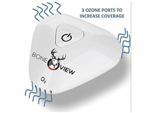 Boneview ozono OZ Odore Eliminazione del sistema Ozonics PROFUMO Crush Remover OSSO vista