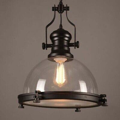 Nautical Gl Pendant Light Chandelier Vintage Ceiling Fixture 799355975025 Ebay
