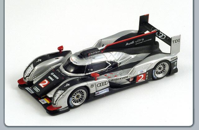 AUDI R18 TDI WINNER Le Mans 2011 FASSLER-LOTTERER-TRELUYER 1 43 Spark S43LM11