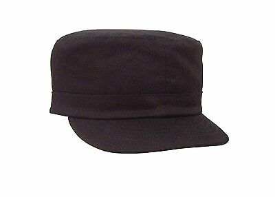 Womens Fatigue Cap Adjustable Hat Vintage Style Olive Drab Rip Stop Rothco 1155