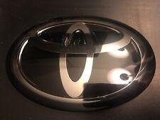 1X 53141-33130 33140 Front Radar Grille Emblem Chrome for Toyota Camry RAV4