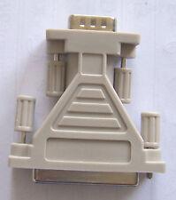 Schnittstellen-Adapter EB914F  D-Sub 9-pol auf 25-pol  Passiv Anpassungs-Adapter