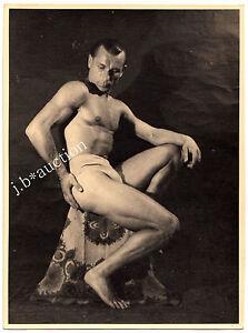 Sportler gay nackt
