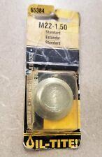 Engine Oil Drain Plug Dorman 65384