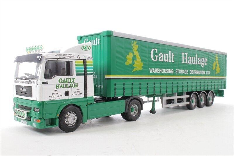 buscando agente de ventas Corgi CC13428, MAN TGA Curtainside, Gault transporte transporte transporte  mejor calidad