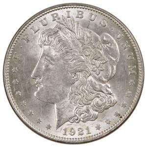 1921-1-Morgan-Silver-Dollar-BU-Uncirculated-Coin-SKU34803
