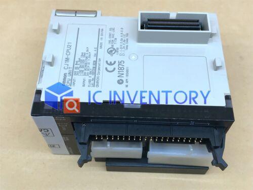 Omron Programmable Controller CJ1M-CPU21 CJ1MCPU21 PLC Brand New In Box