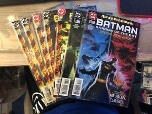 Batman-Shadow-of-the-Bat-Lot-75-76-84-560-561-562-563-NO-MANS-LAND