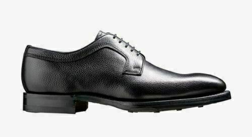 Homme Fait à la main Chaussures Bespoke Lacets Derby Formal Wear granny cuir Casual démarrage