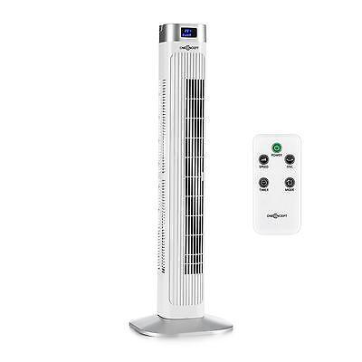 Ventilatore Colonna Velocità Oscillazione Temperatura Telecomando Ambienti Casa