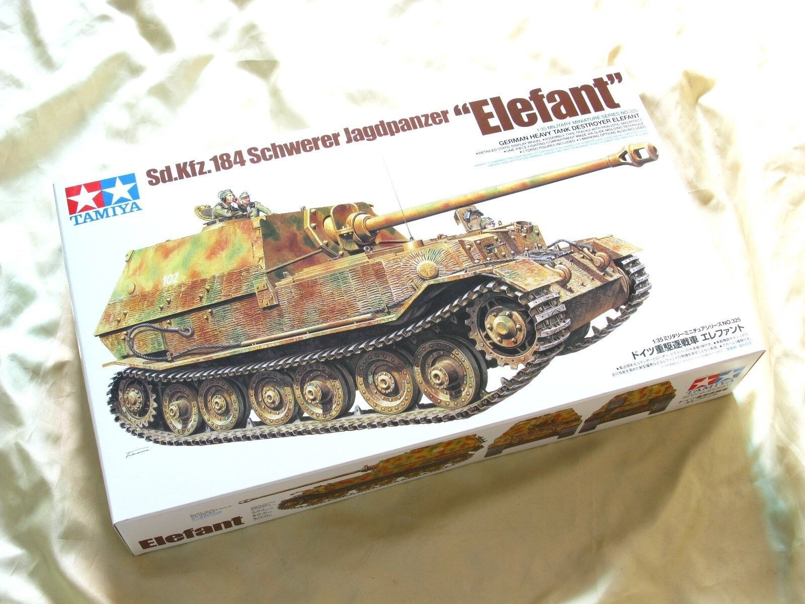 Tamiya 35325 1 35 German Sd.Kfz.184 Elefant