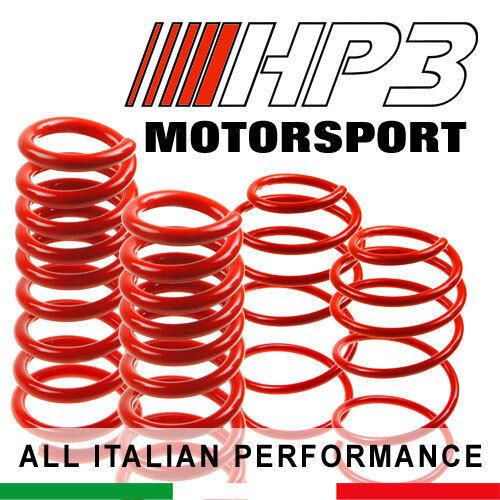 30 mm FIAT 500 1.2-0.9 60//65CV Molle sportive HP3 assetto