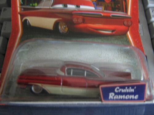 DISNEY PIXAR CARS SUPERCHARGED CRUISIN RAMONE