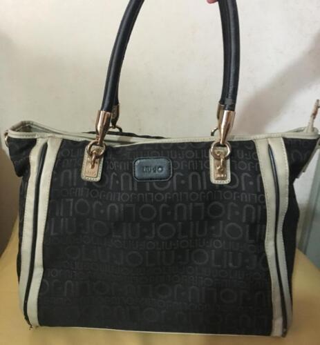 5527d33c1b Grande Borsa Ragazza Originale Donna A Shopping Liu jo Nero Spalla 8q68wIr4x