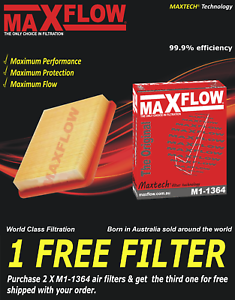 Maxflow-air-filter-suit-Hyundai-Excel-X3-1-5-G4FKR-MPFI-DOHC-16V-Air-Fiilter