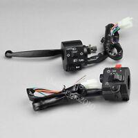 Motorcycle 7/8 Handlebar Horn Turn Signal Electrical Start Switch For Suzuki