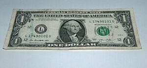 2013 États Unis Billet De Banque Janvier 1 1749 Neuf Ans Day Date 0101 Fantaisie B1m97ac7-08010509-451015821