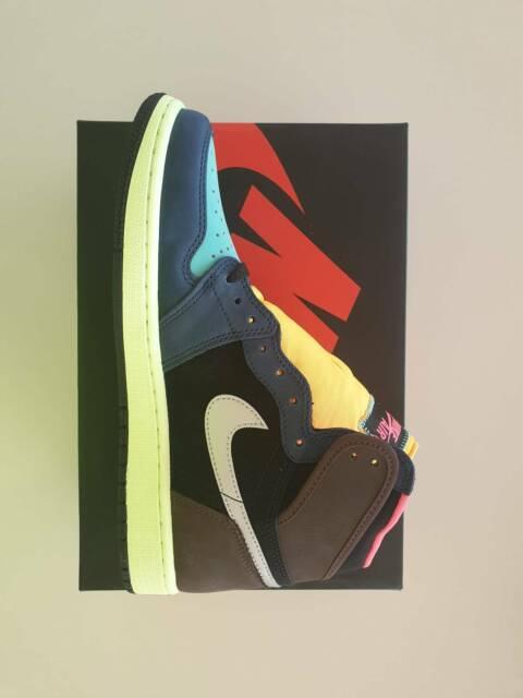 AJ1 Nike Air Jordan 1 Retro High OG 'Tokyo Biohack' - US 9