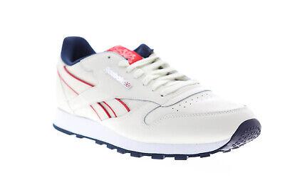 Reebok Classic Leather MU DV8628 Mens Beige Tan Casual Low Top Sneakers Shoes