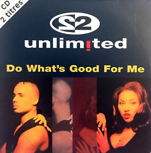 2-Unlimited-CD-Single-Do-What-039-s-Good-For-Me-France-EX-EX