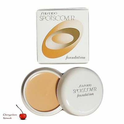 SHISEIDO Spotscover Spots Cover Concealer S100 S101 Foundation Original Japan