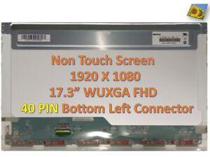 "B173HW02 V.0 New 17.3/"" LED FHD 1920 x 1080 LCD Screen GLOSSY Full-HD"