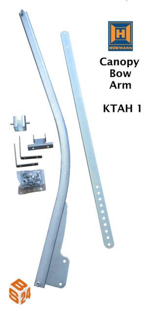 Hormann Garador Canopy Type Bow Arm For Standard Automatic Garage
