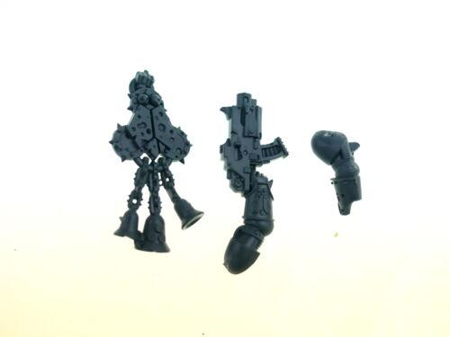Glocken /& Bolter mit Armen Death Guard Plague Marines