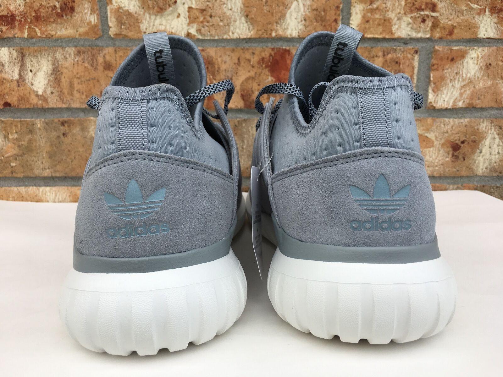 Gli uomini  adidas tubulare tubulare adidas radiale grigio chiaro nucleo nero vintage white sz 9.5-13 s80112 1b7673
