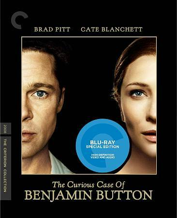 The Curious Case Of Benjamin Button [The Criterion Collection] [Blu-ray]