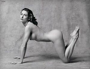 Black-amp-White-Fine-Art-Nude-signed-8-5x11-photo-by-Craig-Morey-Ayla-89886-05