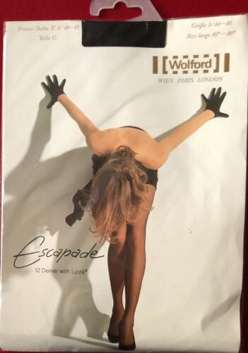 wolford Escapade Tights black Large