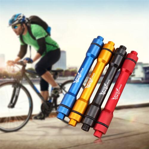 Bike Tube Shaft 15mm to 9mm Conversion Thru Axle Hubs Quick Release