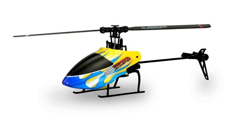 Top RC Helikopter Jamara E-rix 150  FBL Ait Amewi Buzzard Haube wie abgebildet.