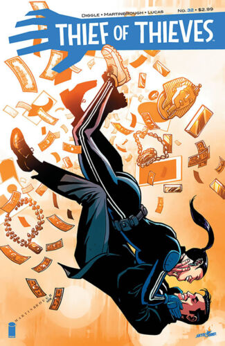 Thief of Thieves 2012 #32 VF//NM Image Comics