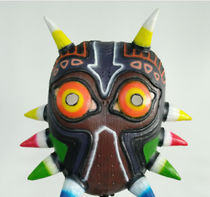 The Legend of Zelda Majora/'s Mask Game Cosplay Helemt Fancy Dress Costume Props