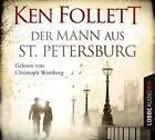 Der Mann aus St. Petersburg von Ken Follett (2015)