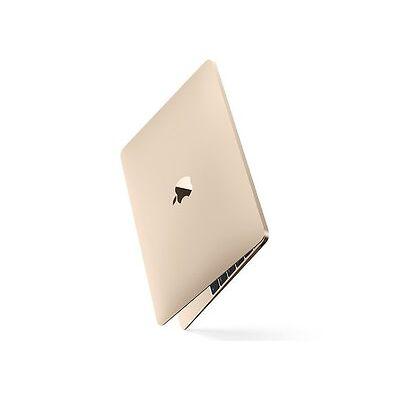 Apple Macbook 30.5cm KERN M 1.3ghz Ghz Ram 8GB HD 512GB Flash Gold April 2015 A