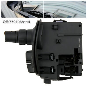 IT-For-Renault-Clio-MK3-2005-2012-Wiper-Radio-Switch-Stalk-7701068114-Nuovo