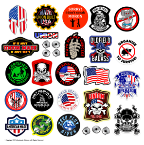 Details about OILFIELD HARD HAT STICKERS | 30 PACK | OIL FIELD BADASS,  OUTLAW, SONS OF FRAC!