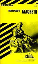 Shakespeare's Macbeth (Cliff's Notes), Ph.D. Denis Calandra, 0822000466, Book, G