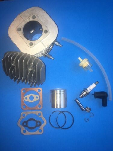 Motorized bicycle GT5 ONLY. Cylinder Bore Barrel 66cc High Performance Kit