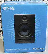 NEW/Open Box PreSonus Eris E5 HD 2 Way Active Studio Monitor Speaker