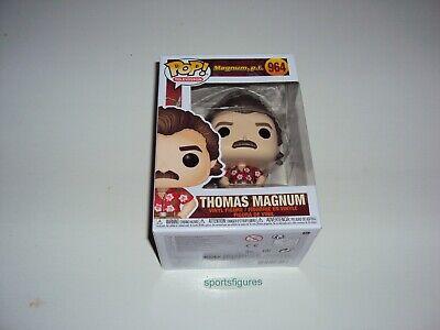 Bobble Heads--Magnum P.I Vinyl Thomas Magnum Pop